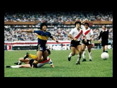 Maradona vs River 10/04/1981 Full HD