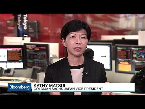 Goldman's Matsui Sees Increasing Signs of Japan Inflation