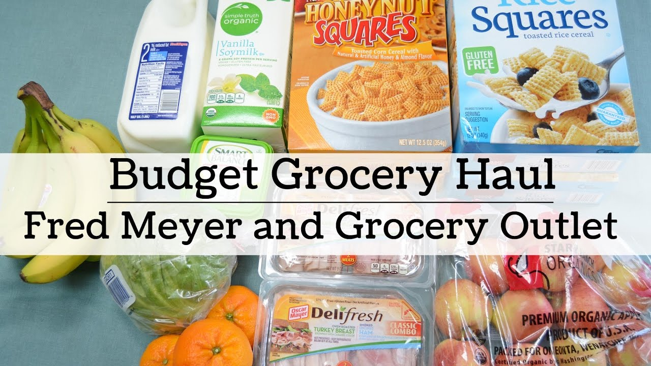 Budget Grocery Haul, Under $30 Haul | Frugal Family Home