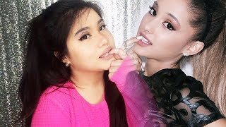 Ariana Grande Inspired Makeup transformation   Philippines