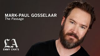 Mark Paul Gosselaar from 'The Passage, 'Emmy Contenders chats with the Los Angeles Times