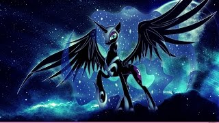 Принцесса Луна песня ,,Angel of Darkness,,