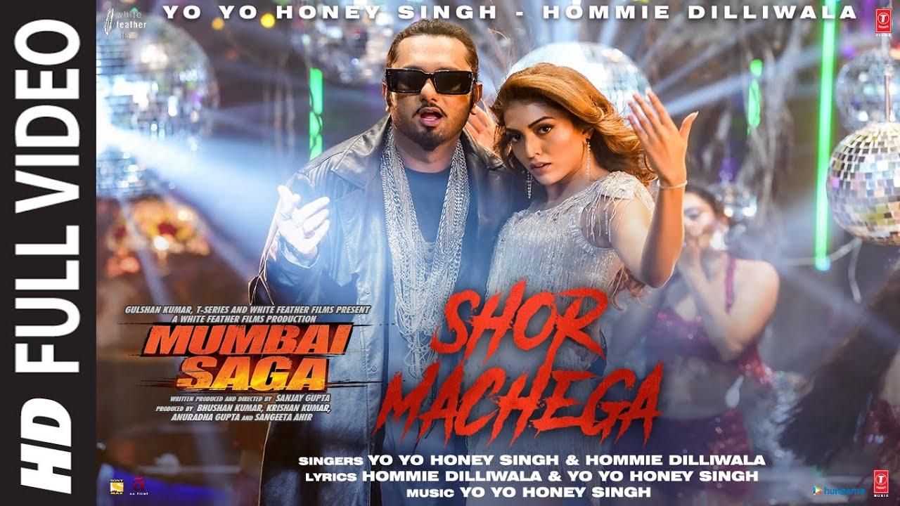 Download Shor Machega (Full Video) Yo Yo Honey Singh, Hommie Dilliwala|Mumbai Saga|Emraan Hashmi,John Abraham
