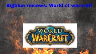 Bigblue review: World of Warcraft
