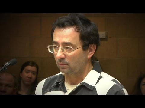 Female gymnasts accuse Michigan doctor of molesting them during treatment | ABC News