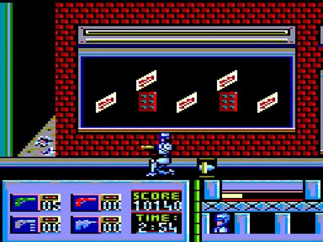 Jouez à Robocop sur Amstrad CPC grâce à nos Bartops Arcade et Consoles Retrogaming