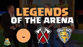 CCGS World Finals Interview - Legends of the Arena OJeveryday, Chief Pat, and Alvaro845