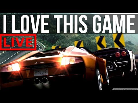 Retro Sunday - Test Drive Unlimited | I LOVE THIS GAME |