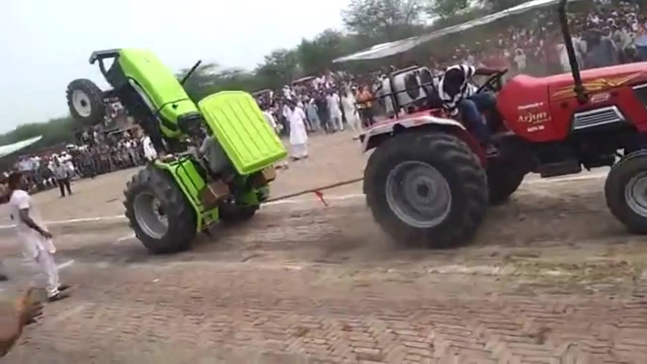 Гонки на тракторах: дрифт, ралли на тракторе. Русские и американские тракторы