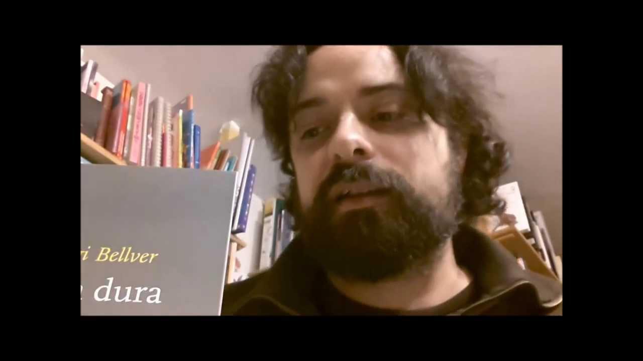Sergi Bellver presenta su colección de relatos 'Agua dura'