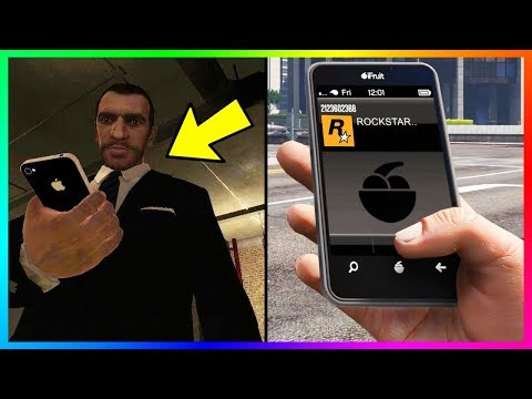 Calling This SECRET Phone Number Would Get You Featured In Grand Theft Auto!