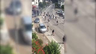 Lazio-Spal, scontri tra tifosi dopo l'amichevole