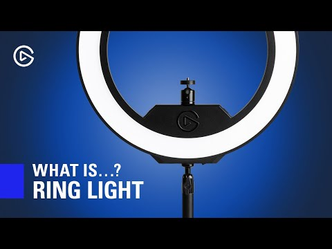 Elgato Ring Light Introduction and Overview