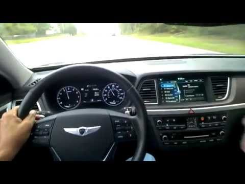 Best Detailed Walkaround 2015 Hyundai Genesis RWD 3.8