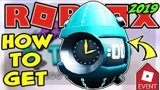 [EVENT] HOW TO GET THE SCRAMBLING EGG OF TIME | ROBLOX EGG HUNT 2019 Scrambled In Time