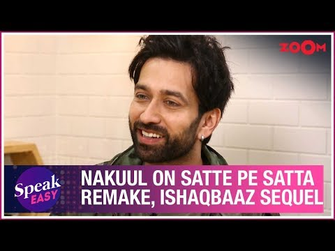 Nakuul Mehta On Satte Pe Satta Remake, TV & Bollywood, CAA Protest, Ishqbaaz Sequel & More