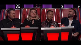 the voice USA 2019- All blocks