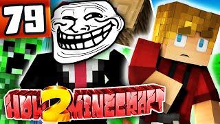 Minecraft: How 2 Minecraft! (Season Two) 'PETE DESTROYS MY HOUSE?' Episode 79 (Minecraft 1.8 SMP)