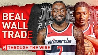Who Should The Wizards Trade | Through The Wire Podcast