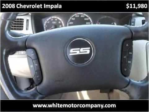 2008 chevrolet impala used cars springfield mo youtube for White motor company springfield mo