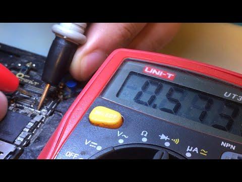 Ремонт Iphone 6 короткое замыкание,потребление 1.22А г.Москва