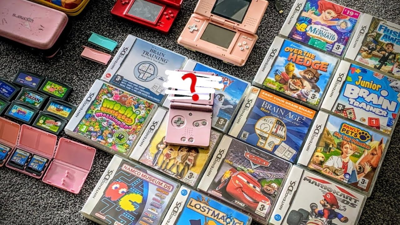LOCAL Backlit GameBoy Advance SP? (AGS-101)