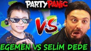 SELİM DEDEYİ TROLLEDİK! | EGEMEN KAAN VS SELİM DEDE PARTY PANIC
