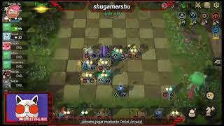 ¡Mírame hace streaming de Auto Chess en Omlet Arcade!