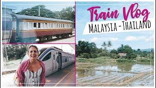Train Kuala Lumpur to Padang Besar Thailand and HatYai