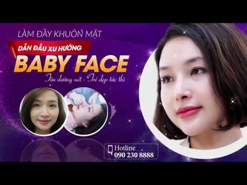 Bơm Mỡ Tự Thân - Dẫn đầu Xu Hướng Mặt Baby Face - Trẻ đẹp Tức Thì