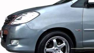 Toyota Innova Model, Specification, Exterior & Interior Appearance