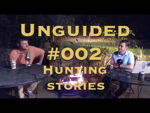 Hunting Stories, Bowhunting, bucks, caribou, broad heads, Industrial Farming Unguided #002