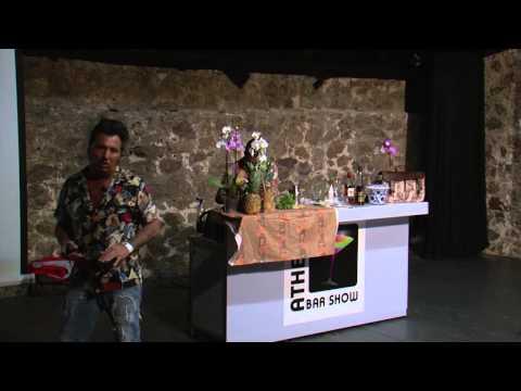 Daniel Dala Polla @ Athens Bar Show 2013