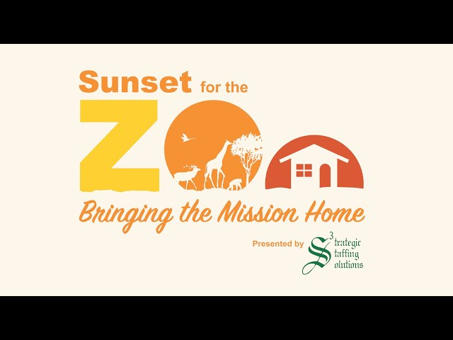 Detroit Zoo | Sunset for the Zoo: Bringing the Mission Home