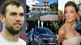 Andrew Luck - Life journey | Bio | Net worth | Family | Girlfriend | Information