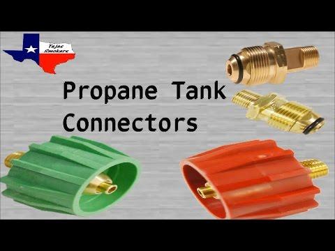 double propane tank hook up