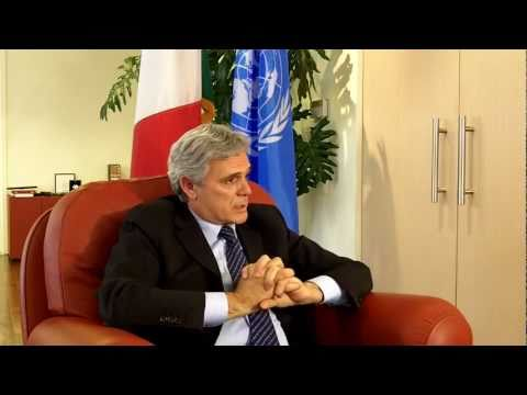 NHK, Japan broadcasting - The italian position on the Security Council reform (2).