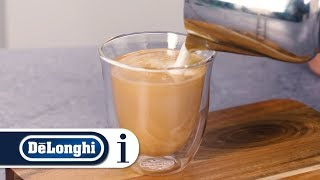 How to get the best results from your De'Longhi pump espresso coffee machine