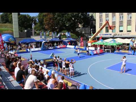 3X3 EuroTour Tallinn OPEN 2014