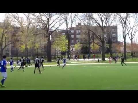 New York Force Soccer Club vs Inter NY American Soccer Inter NY 8-4 win