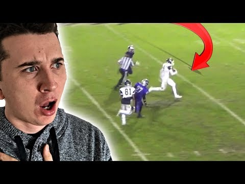 REACTING TO MY SUBSCRIBERS FOOTBALL HIGHLIGHT FILMS!