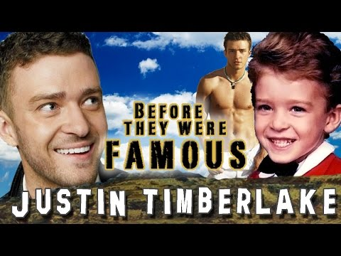 JUSTIN TIMBERLAKE - Before They Were Famous