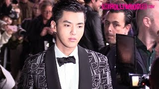 Kris Wu Arrives To The XXX: Return Of Xander Cage Hollywood Movie Premiere 1.19.17