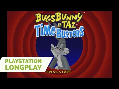 Bugs Bunny & Taz: Time Busters | Playstation Longplay
