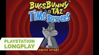 Bugs Bunny & Taz: Time Busters   Playstation Longplay