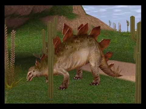 Tatem Games Carnivores Dinosaur Hunter Trailer YouTube