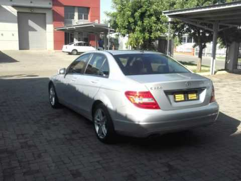 2012 mercedes benz c class c200 cdi classic a t auto for sale on auto trader south africa youtube. Black Bedroom Furniture Sets. Home Design Ideas