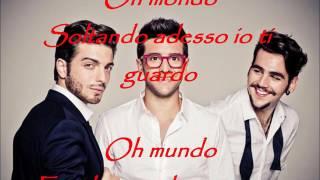 Il mondo (Italiano-Español) - Il Volo
