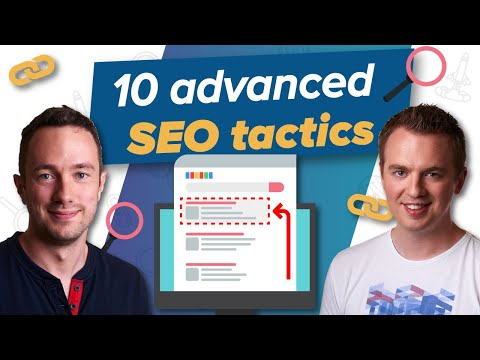 🔴10 ADVANCED SEO Tips To Get More Traffic TODAY!