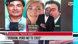 Baby Etchecopar - Basta Baby - Programa completo (04/12/19)